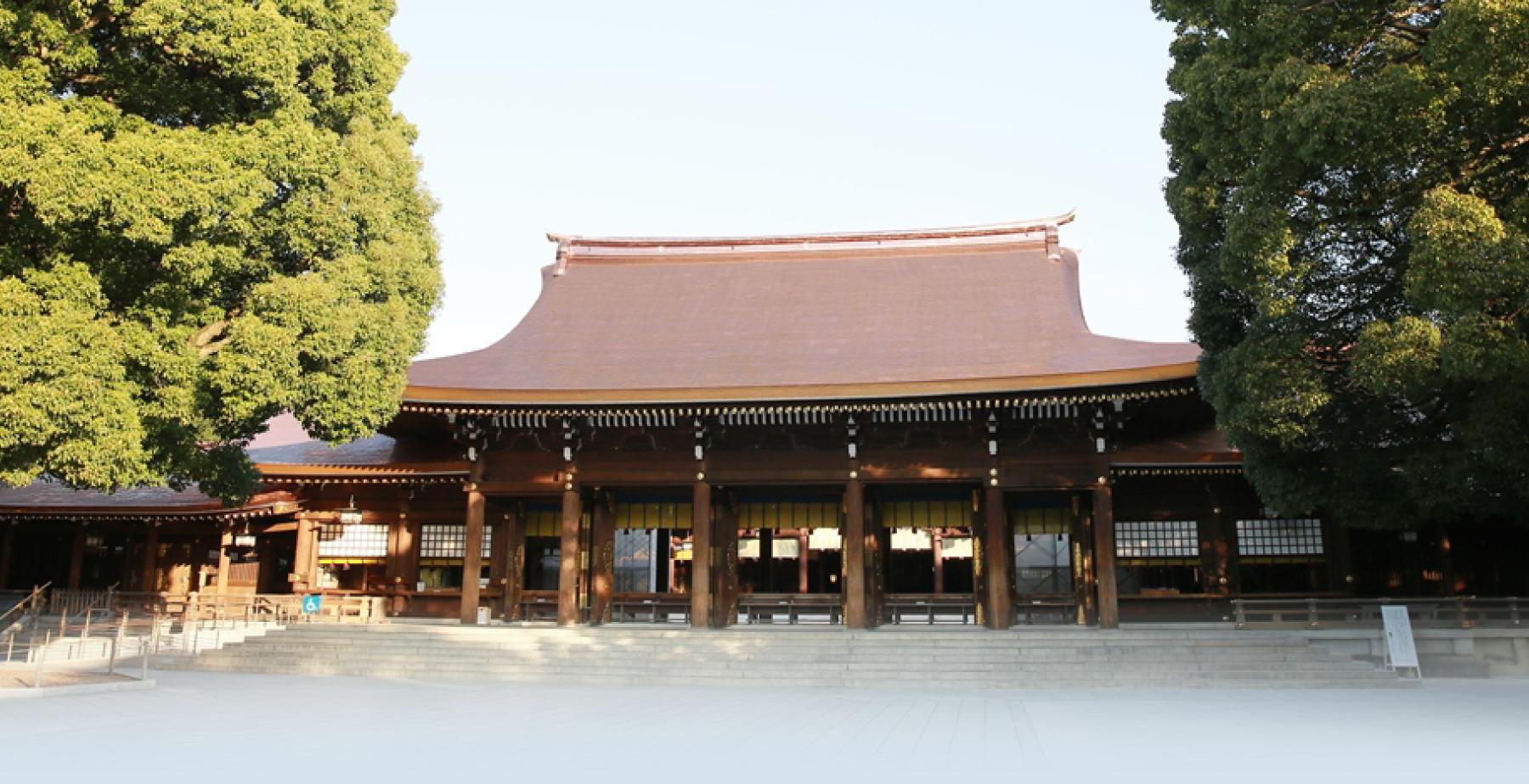 東京 明治神宮
